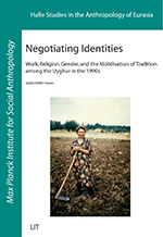 Frontpage of Negotiating Identities